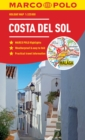 Image for Costa Del Sol Marco Polo Holiday Map - pocket size, easy fold Costa del Sol map