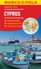 Image for Cyprus Marco Polo Holiday Map - pocket size, easy fold, Cyprus map