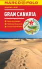 Image for Gran Canaria Marco Polo Holiday Map - pocket size, easy fold Gran Canaria map