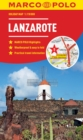 Image for Lanzarote Marco Polo Holiday Map