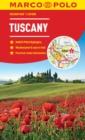 Image for Tuscany Marco Polo Holiday Map - pocket size, easy fold Tuscany map