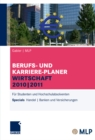 Image for Gabler MLP Berufs- und Karriere-Planer Wirtschaft 2010 2011: Fur Studenten und Hochschulabsolventen.