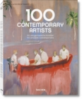 Image for 100 contemporary artists
