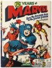 Image for 75 Years of Marvel. From the Golden Age to the Silver Screen