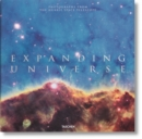 Image for Expanding universe  : photographs from the Hubble Space Telescope