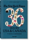 Image for The New York Times 36 hours: USA & Canada