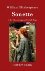 Image for Sonette