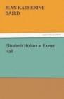 Image for Elizabeth Hobart at Exeter Hall