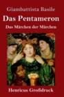 Image for Das Pentameron (Grossdruck) : Das Marchen der Marchen