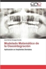 Image for Modelado Matematico de la Oseointegracion
