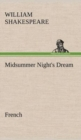 Image for Midsummer Night's Dream. French