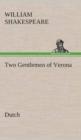Image for Two Gentlemen of Verona. Dutch