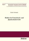 Image for Medien im Franz sisch- und Spanischunterricht.