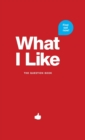 Image for What I Like - red : The question book