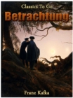 Image for Betrachtung