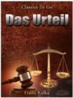 Image for Das Urteil