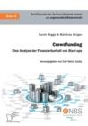 Image for Crowdfunding. Eine Analyse Der Finanzierbarkeit Von Start-Ups