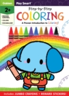 Image for Play Smart Step-by-Step Coloring Age 3+ : An At-home Proven Introduction to Coloring!