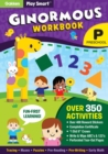 Image for Play Smart Ginormous Workbook - Preschool Ages 2-4 : At-home Activity Workbook