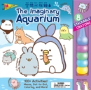 Image for The Imaginary Aquarium Stackable Crayon Activity Book