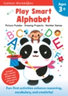 Image for Play Smart Alphabet Age 3+ : At-home Activity Workbook