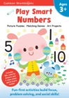 Image for Play Smart Numbers Age 3+ : At-home Activity Workbook