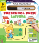 Image for Play Smart Preschool Prep! Letters Ages 2-4 : At-home Write & Wipe Workbooks with Erasable Pen