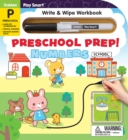 Image for Play Smart Preschool Prep! Numbers Ages 2-4 : At-home Write & Wipe Workbook with Erasable Pen