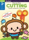 Image for Play Smart Step-by-Step Cutting Age 3+ : An At-home Proven Introduction to Scissor Skills!