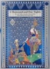 Image for A thousand and one nights  : the art of folklore, literature, poetry, fashion & book design of the Islamic world