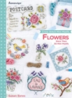 Image for Cross Stitch Mini Motifs: Flowers : More Than 50 New Mini Motifs