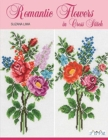 Image for Romantic flowers in cross stitch