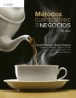 Image for Metodos Cuantitativos para los Negocios