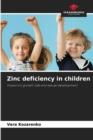 Image for Zinc deficiency in children