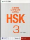 Image for HSK Standard Course 3 - Workbook