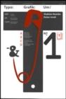 Image for Typo:grafik:um  : sâuécasnej vizuâalnej komunicâacie a kultâuryno. 1