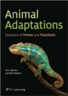 Image for Animal adaptations  : evolution of forms and functions