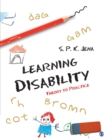 Image for Learning disability  : theory to practice