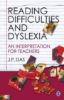 Image for Reading difficulties and dyslexia  : an interpretation for teachers