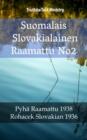 Image for Suomalais Slovakialainen Raamattu No2: Pyha Raamattu 1938 - Rohacek Slovakian 1936.