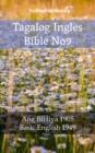 Image for Tagalog Ingles Bible No9: Ang Bibliya 1905 - Basic English 1949.