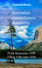 Image for Suomalais Vietnamilainen Raamattu: Pyha Raamattu 1938 - Tieng Viet Nam 1934.