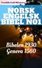 Image for Norsk Engelsk Bibel No1: Bibelen 1930 - Geneva 1560.