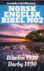 Image for Norsk Engelsk Bibel No2: Bibelen 1930 - Darby 1890.