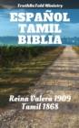 Image for Espanol Tamil Biblia: Reina Valera 1909 - Tamil 1868.