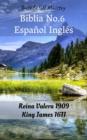 Image for Biblia No.6 Espanol Ingles: Reina Valera 1909 - King James 1611.