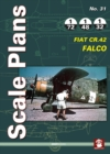 Image for Scale Plans No. 31: Fiat CR.42 Falco