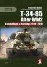 Image for T-34-85 after WW2  : camouflage & markings 1946-2016