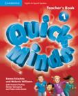 Image for Quick Minds Level 1 Teacher's Book Spanish Edition