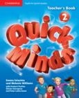 Image for Quick Minds Level 2 Teacher's Book Spanish Edition